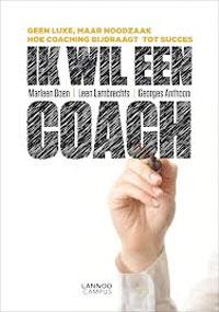 Ik wil een coach