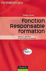 Fonction Responsable formation