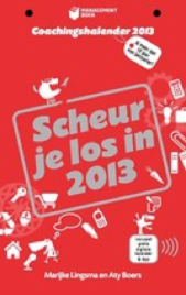 Coachingskalender 2013 – Scheur je los in 2013