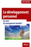 Le développement personnel